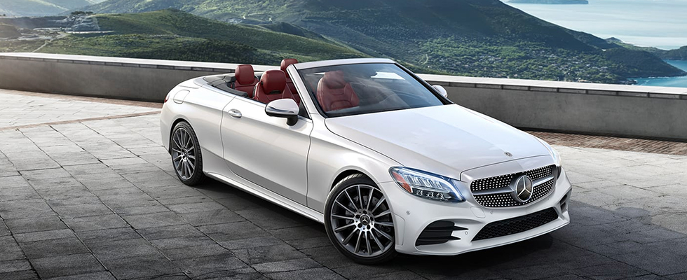 2019 Mercedes-Benz C-Class Cabriolet Main Img