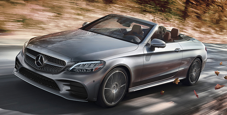 2019 Mercedes-Benz C-Class Cabriolet performance