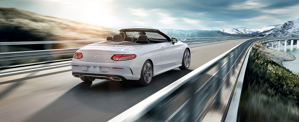 2019 Mercedes-Benz C-Class Cabriolet Safety Main Img