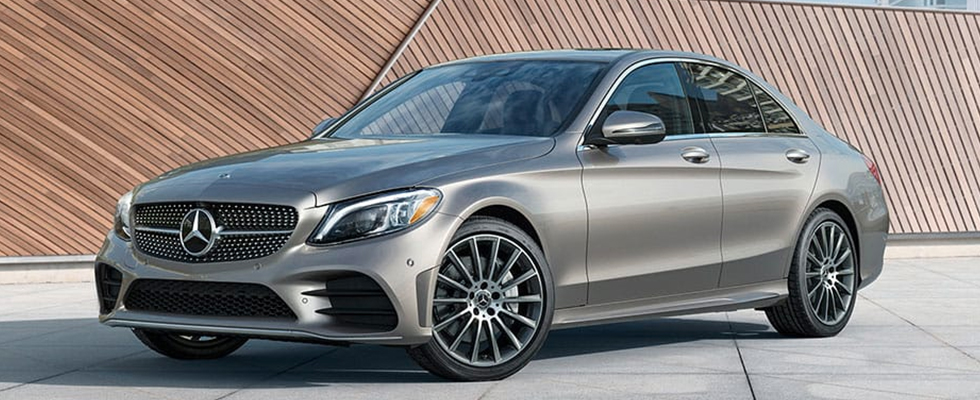 2019 Mercedes-Benz C-Class Sedan Main Img