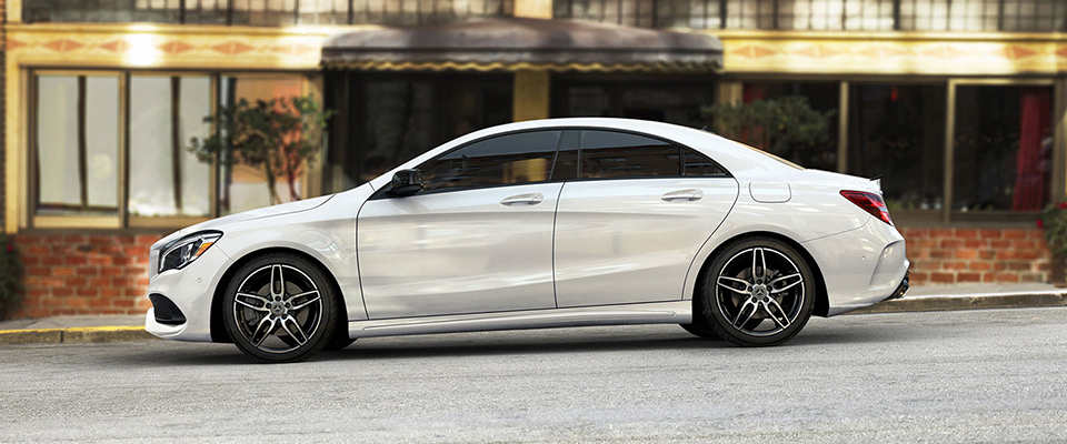 2019 Mercedes-Benz CLA Coupe Appearance Main Img