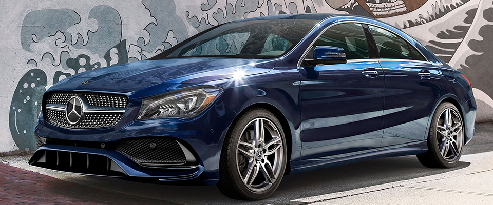 2019 Mercedes-Benz CLA Coupe Main Img