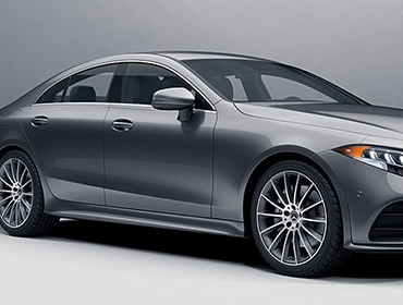 2019 Mercedes-Benz CLS Coupe appearance