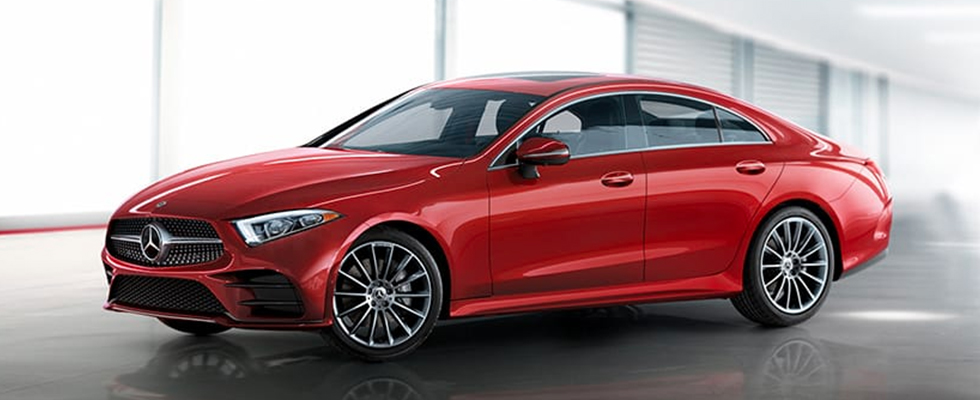 2019 Mercedes-Benz CLS Coupe Main Img