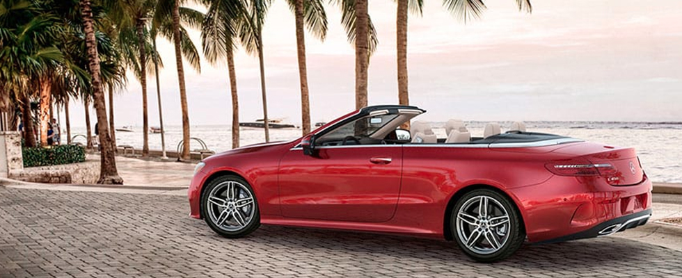2019 Mercedes-Benz E-Class Cabriolet Appearance Main Img