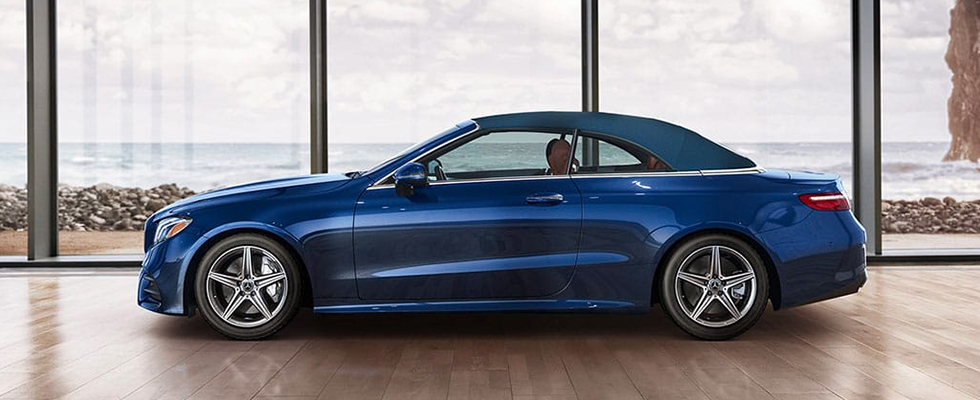 2019 Mercedes-Benz E-Class Cabriolet Safety Main Img