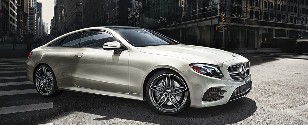2019 Mercedes-Benz E-Class Coupe Appearance Main Img