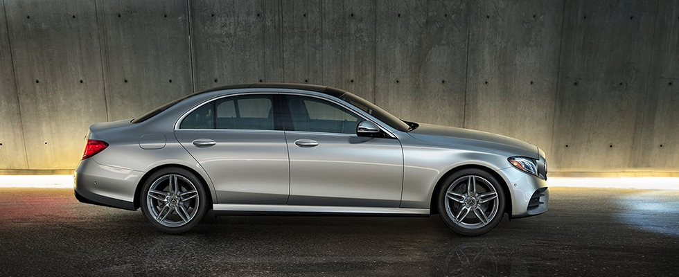 2019 Mercedes-Benz E-Class Sedan Appearance Main Img