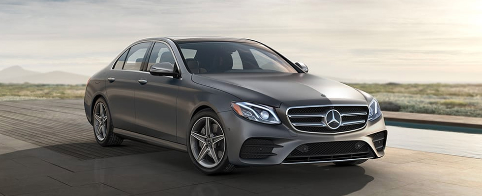 2019 Mercedes-Benz E-Class Sedan Main Img