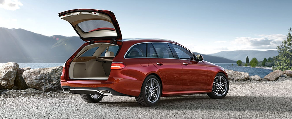 2019 Mercedes-Benz E-Class Wagon Appearance Main Img
