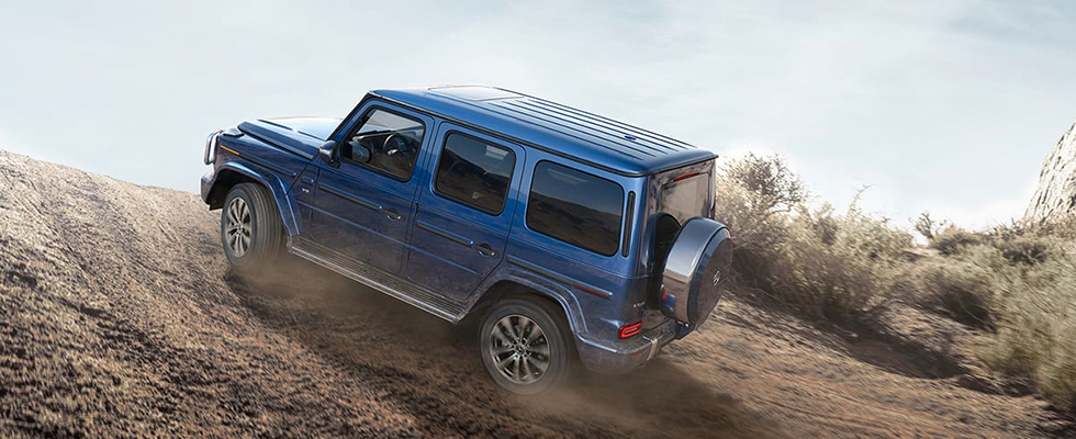2019 Mercedes-Benz G-Class SUV Appearance Main Img