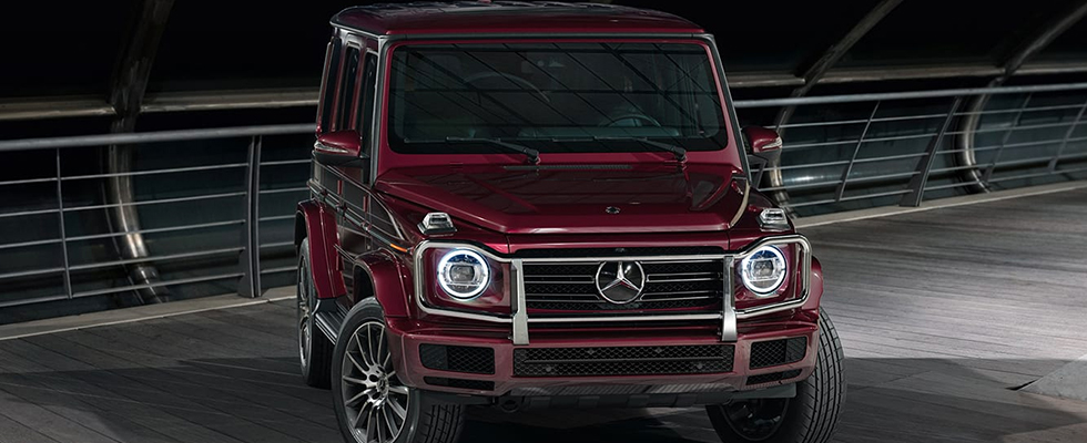 2019 Mercedes-Benz G-Class SUV Safety Main Img