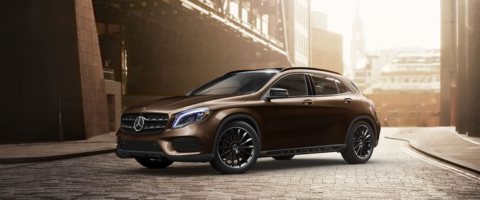2019 Mercedes-Benz GLA SUV Appearance Main Img