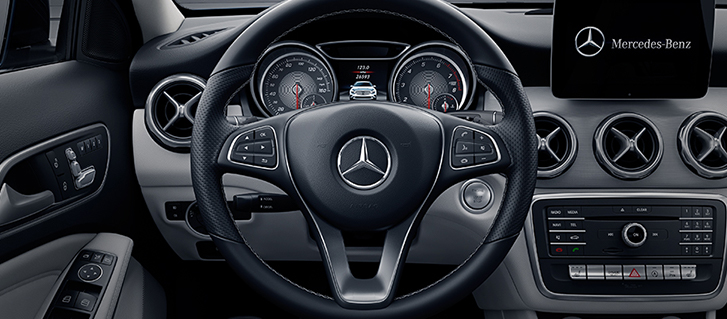 2019 Mercedes-Benz GLA SUV Steering Wheel