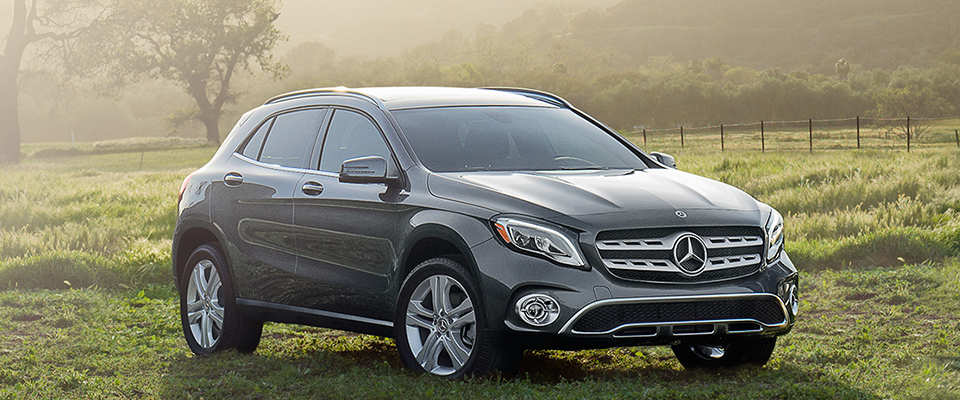 2019 Mercedes-Benz GLA SUV Main Img