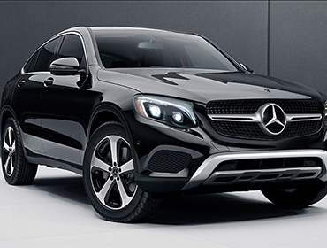 2019 Mercedes-Benz GLC Coupe appearance
