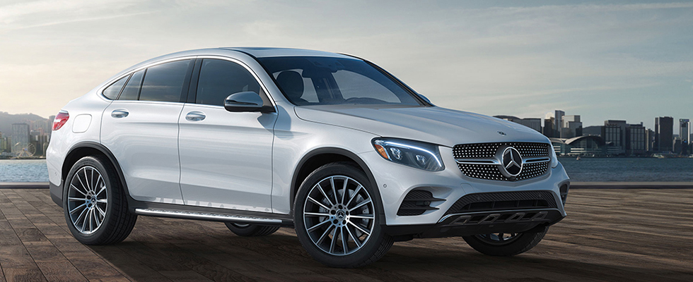 2019 Mercedes-Benz GLC Coupe Main Img