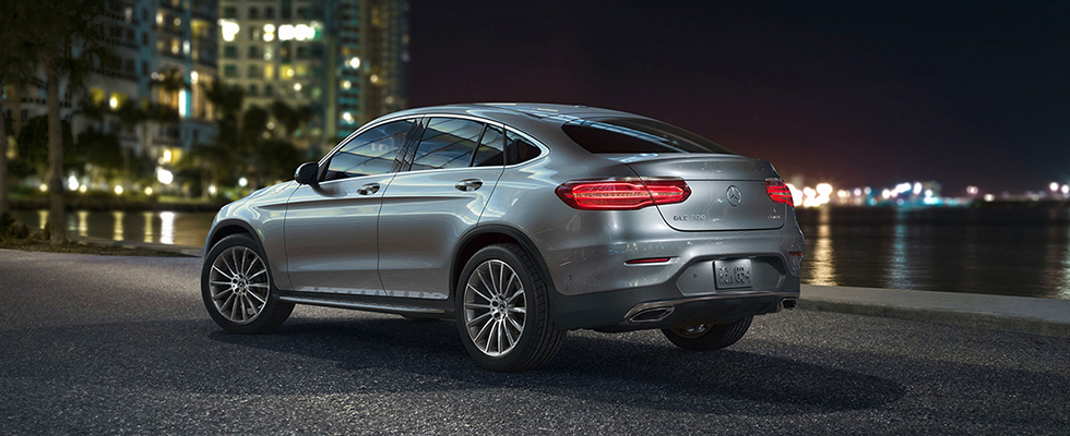 2019 Mercedes-Benz GLC Coupe Safety Main Img