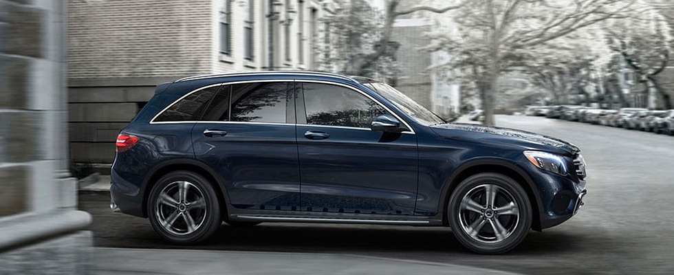 2019 Mercedes-Benz GLC SUV Appearance Main Img