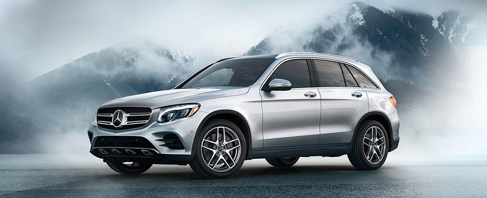 2019 Mercedes-Benz GLC SUV Main Img