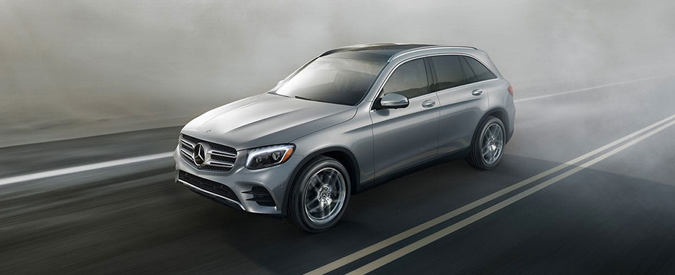 2019 Mercedes-Benz GLC SUV Safety Main Img