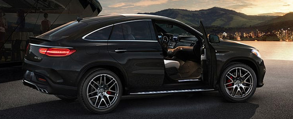 2019 Mercedes-Benz GLE Coupe Appearance Main Img