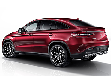 2019 Mercedes-Benz GLE Coupe appearance