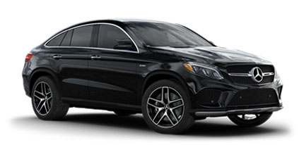 2019 Mercedes-Benz GLE Coupe