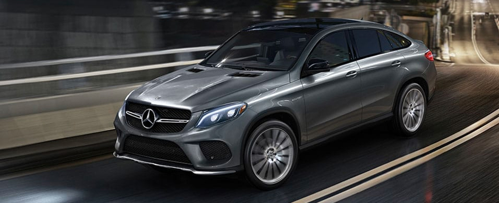2019 Mercedes-Benz GLE Coupe Main Img