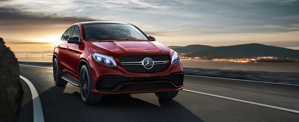 2019 Mercedes-Benz GLE Coupe Safety Main Img