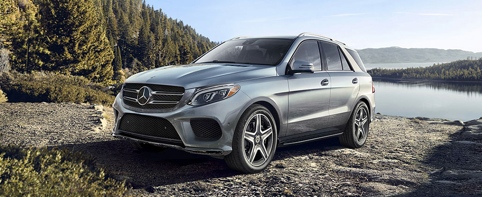 2019 Mercedes-Benz GLE SUV Appearance Main Img