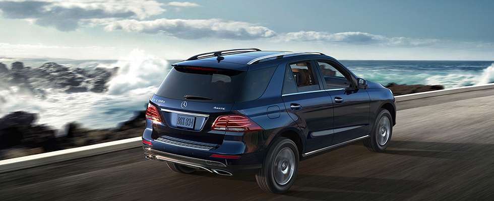 2019 Mercedes-Benz GLE SUV Safety Main Img