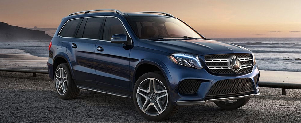 2019 Mercedes-Benz GLS SUV Main Img