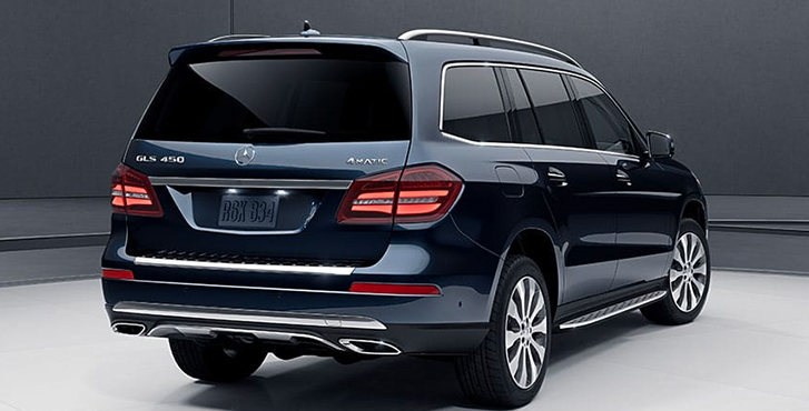 2019 Mercedes-Benz GLS SUV performance