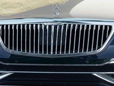 2019 Mercedes-Benz Maybach appearance