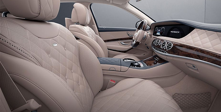 2019 Mercedes-Benz Maybach comfort