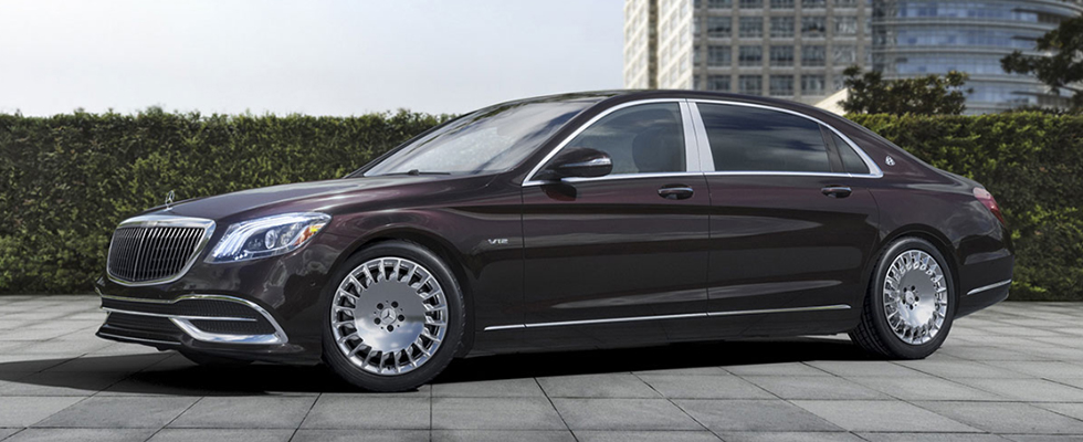 2019 Mercedes-Benz Maybach Main Img