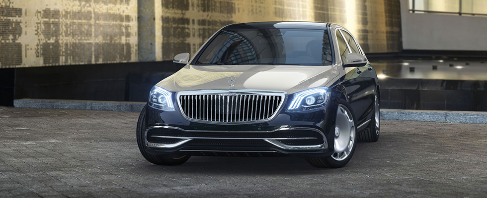 2019 Mercedes-Benz Maybach Safety Main Img