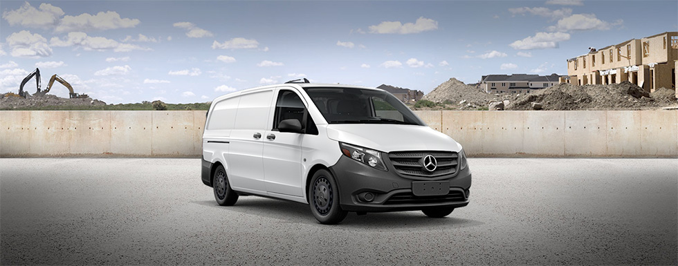 2019 Mercedes-Benz Metris Worker Cargo Van Main Img