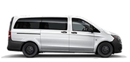 2019 Mercedes-Benz Metris Worker Passenger Van
