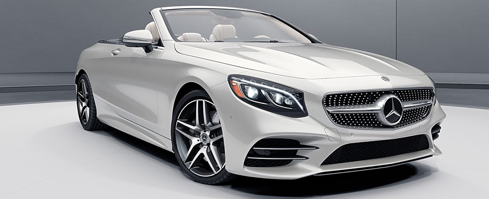 2019 Mercedes-Benz S-Class Cabriolet Appearance Main Img