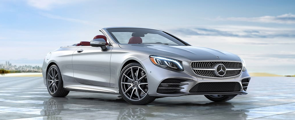 2019 Mercedes-Benz S-Class Cabriolet Main Img