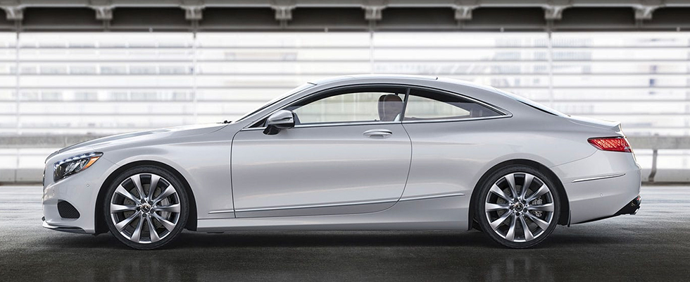2019 Mercedes-Benz S-Class Coupe Appearance Main Img