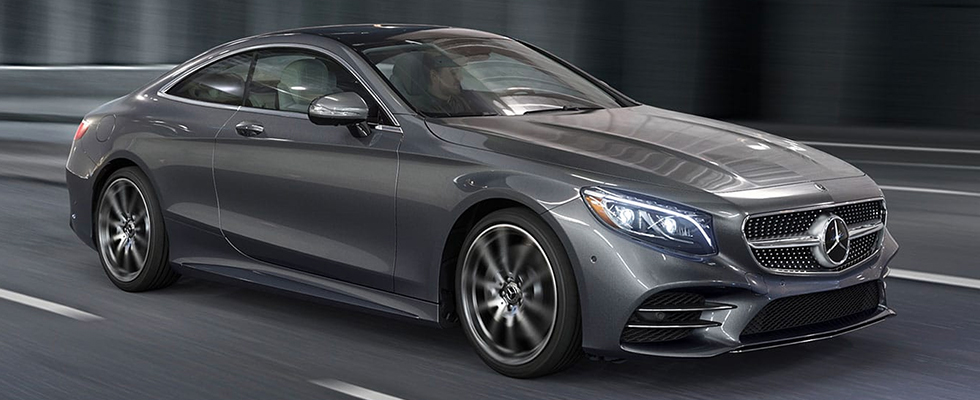 2019 Mercedes-Benz S-Class Coupe Main Img