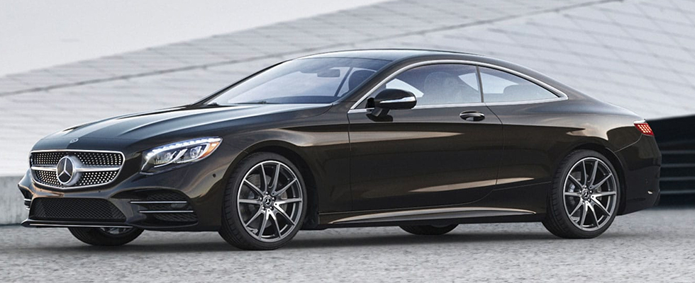 2019 Mercedes-Benz S-Class Coupe Safety Main Img