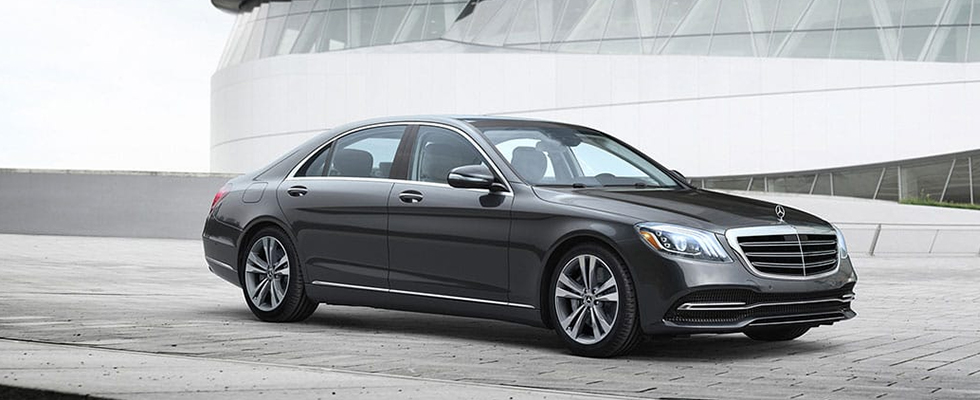 2019 Mercedes-Benz S-Class Sedan Appearance Main Img