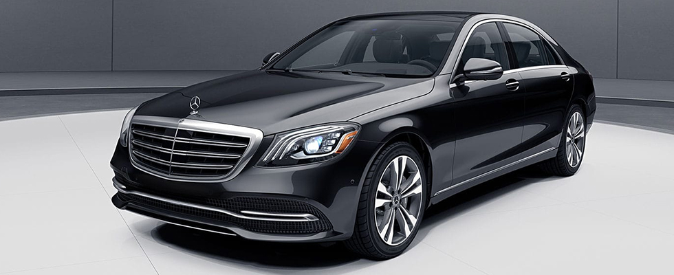 2019 Mercedes-Benz S-Class Sedan Main Img