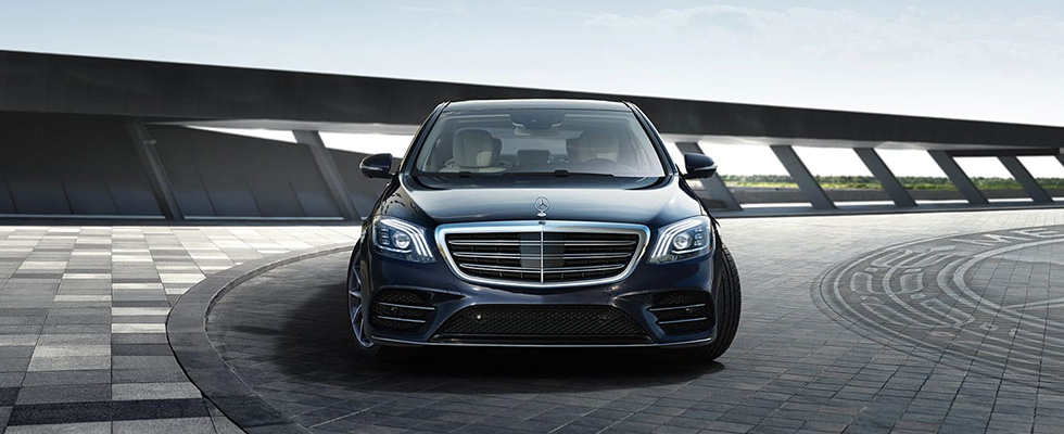 2019 Mercedes-Benz S-Class Sedan Safety Main Img