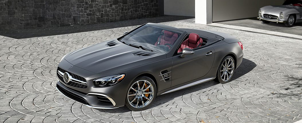 2019 Mercedes-Benz SL Roadster Appearance Main Img