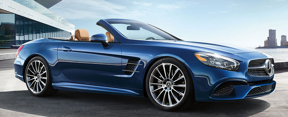 2019 Mercedes-Benz SL Roadster Main Img